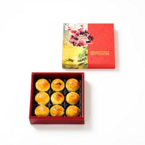 蛋黃酥禮盒 – 9入