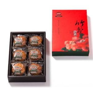 竹塹餅禮盒-12入