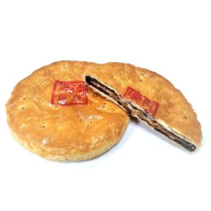 滷肉蛋黃麻糬禮餅-1斤