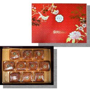 廣式小月餅禮盒-10入