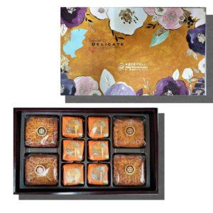 廣式月餅+鳳黃酥禮盒