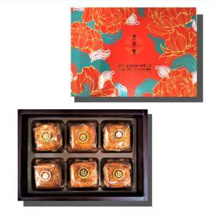 廣式小月餅禮盒-6入
