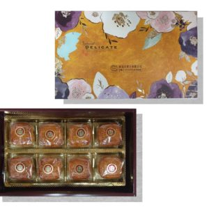 廣式小月餅禮盒-8入