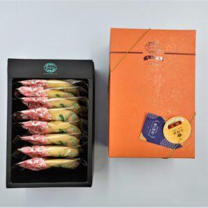 煉乳紅豆太陽餅-8入