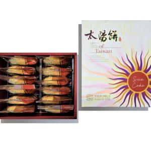 傳統太陽餅-12入
